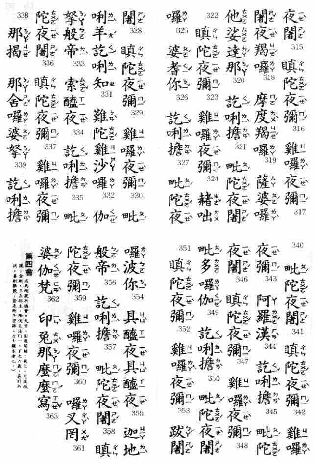 楞 嚴 咒 梵��9�bB
